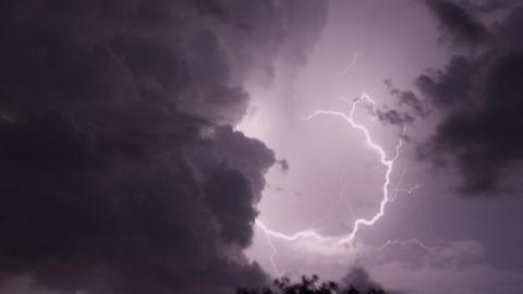 Avis d'orage